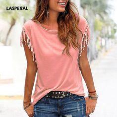 93e45b637dd Plus size Blouses Shirts 2017 Fashion Loose Women Tops Casual Blouses Short shirt  Tassel Cotton Solid mujer blusa blusas
