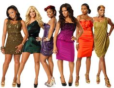 Reality TV Money Gets DECODED: How Much Do the 'Real Housewives of Atlanta' (and their Husbands) Make?