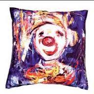 Bilderesultat for marianne aulie klovner Tapestry, Throw Pillows, Home Decor, Kunst, Hanging Tapestry, Tapestries, Toss Pillows, Decoration Home, Cushions