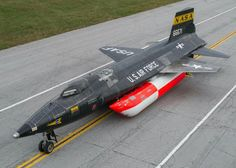X15. Technically not a warbird but awesome nonetheless