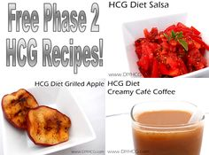 Get HCG recipes here at diyhcg.com! They have many different categories of HCG recipes for different meals. www.diyhcg.com