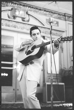 Johnny Cash is still one of my all time favorite musicians...