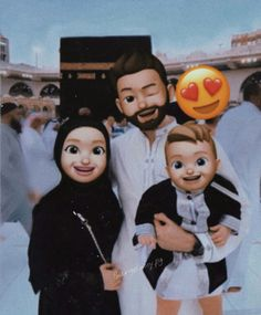 Cartoon Wallpaper Hd, Cute Emoji Wallpaper, Cute Muslim Couples, Cute Couples Goals, Cute Love Couple, Cute Girl Pic, Photo Ramadan, Cover Wattpad, Emoji Photo