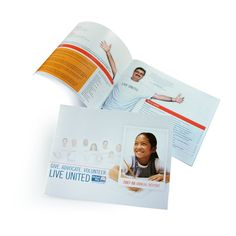 Annual Report for the United Way