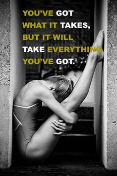 Do it with all you have. #lornajane #myactiveyear