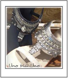 Porqué los pies también hay que lucirlos! Uno più Uno Diamond, Jewelry, Fashion, Jewlery, Moda, Jewels, La Mode, Jewerly, Fasion