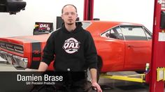 QA1 Mopar Control Arms vs Factory Control Arms