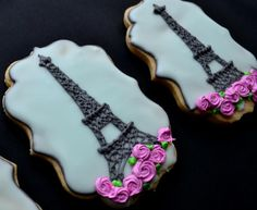 Eiffel Tower   Cookie Connection