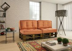 Veja 125 sofás incríveis feitos de pallet de madeira. Inspire-se com estas ideias.