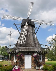 Windmill Baldwin, WI