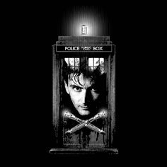 David The Tenth Doctor T-Shirt $9 David Tennant tee at Zebra Tees!