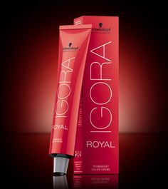 IGORA ROYAL Product Range My colour is 5-6. Love it with a high developer. The tone really compliments my skin.