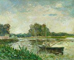 Les pêcheurs de Maxime Maufra (1861-1918, France)