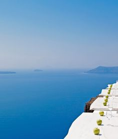 Your insider source for everything travel related: where to go, eat, sleep and play, plus what to wear while you're there. Santorini Grecia, Modern Pools, Greek Islands, Great View, Luxury Travel, Where To Go, San Antonio, Places To See, Airplane View
