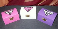 Check out this item in my Etsy shop https://www.etsy.com/listing/156914430/supergirl-engagement-ring-box-superhero
