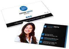 Real estate business cards template real estate business card real estate one business cards real estate one business card templates real estate one reheart Gallery