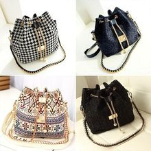 Mulheres bolsa bolsas de ombro bolsa PU senhoras de couro mensageiro Hobo Bag(China (Mainland))