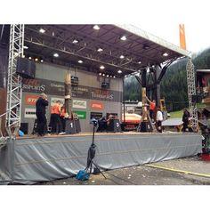 STIHL TIMBERSPORTS SERIES : L'élite de la coupe de bois sportive était dans les starting-blocks lors du 11ème Championnat de France à Châtel les 26 et 27 juillet 2014. Après Morzine où s'est déroulée une épreuve les 13 et 14 juillet derniers, ce fut au tour de la station de Châtel, également située dans les Portes du Soleil, d'accueillir au Linga les deux dernières épreuves, demi-finale et finale, du Championnat de France STIHL TIMBERSPORTS SERIES.