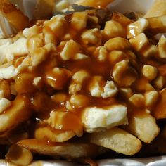 Almost every Canadian has tried poutine. This unique food tastes best in Canada.