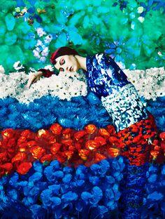 Mary Katrantzou, Florals (5 of 8) [img src: Erik Madigan Heck - maisondesprit.com]
