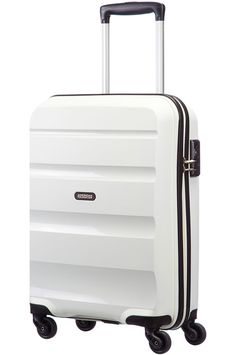American Tourister Bon Air 4-wheel Spinner 55cm/20inch Strict cabin baggage White