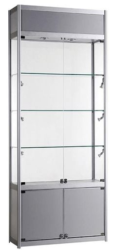 Adjustable Top Lights and Side LightsMade with tempered glass panelsBuilt to EU specificationsTempered Glass shelvesFully LockableChrome plated fittingsFantastic quality at an unbeatable priceThis cabinet is delivered fully assembled!External Dimensions800mm (w) x 400mm (d) x 1980mm (h)