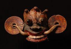 Exorcism Mask, Sri Lanka, 19th Century