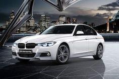 BMW 3シリーズ100周年モデル限定400台 輸入車クラス・トップの低燃費、新世代クリーン・ディーゼル・エンジン搭載