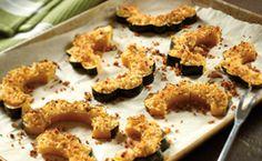 Parmigiano Reggiano Roasted Acorn Squash