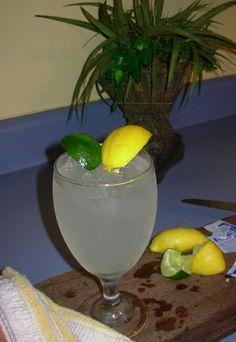 3 Calorie fresh squeeze lemonade