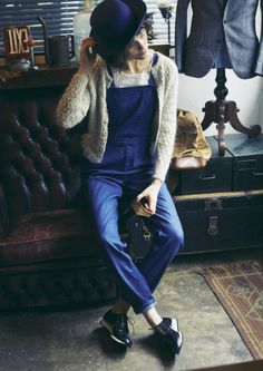EDIT. FOR LULU - British Woman 2013 Autumn-Winter:BAYCREW'S BRAND CATALOG
