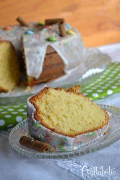 Το πιο αφράτο κέικ - Craftaholic