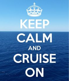 Keep calm & #Cruise on thingsimaddictedto #travel Do you need a cruise planned? Let C2C Travels coordinate your travels for you! We save you the time, hassles, and frustration of planning! 2744.mtravel.com/
