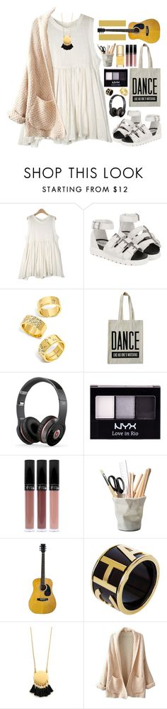 """""""06.12.16-2"""" by malenafashion27 ❤ liked on Polyvore featuring StyleNanda, BaubleBar, ALPHABET BAGS, Beats by Dr. Dre, NYX, ESSEY, Dolce&Gabbana, Chanel, Madewell and WithChic"""