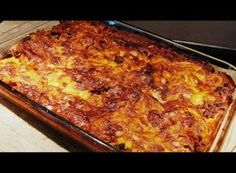 Lasagne weight watchers a ma façon !