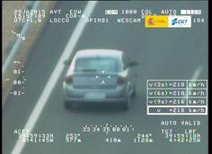 Más de 30.000 conductores han sido denunciados durante la última campaña de control de velocidad.