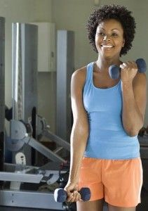 Black Women, Hair, and Exercise.