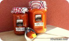 Ajvar - paprikova natierka