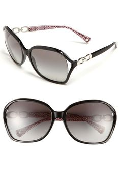 COACH Oversized Sunglasses | Nordstrom