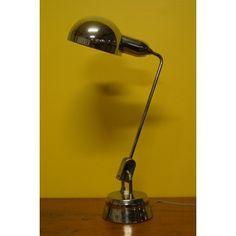 Lampe JUMO 600 Chromé 1950