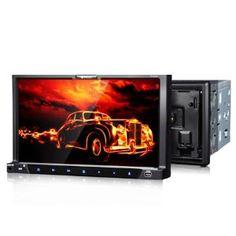 D2223 Milion 2 Din Detachable 7'' HD Car dvd stereo Radio Player Touch Screen/button+FM/AM (Electronics)  http://www.amazon.com/dp/B006WUPRU0/?tag=goandtalk-20  B006WUPRU0