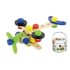 The Original Toy Childrens' Construction Block Set