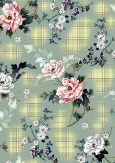 kb Animal Print Wallpaper, Flower Phone Wallpaper, Flower Pattern Design, Flower Patterns, Glass Printing, Printing On Fabric, Floral Fabric, Floral Prints, Shutter Designs