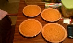 Homemade Sweet Potatoe Pie! I got skills.