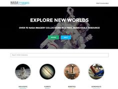 Plus de 100 000 photos de la NASA à couper le souffle