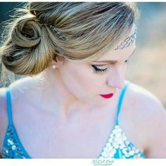Model Alex-Makeup and hair by Micaela; photo by McCall Doyle Photography