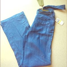 Max jeans New wide leg Max Jeans. Very comfy. Max Studio Jeans