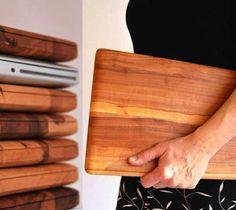 Apple Wood Cutting Board – $110