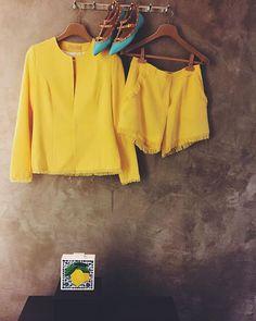 #stmoritzstore #fashion #yellow