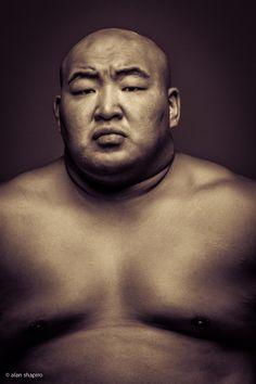 Byamba - World Sumo Champion, Japan